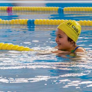 La apertura de la piscina del Colegio El Valle cumple con la normativa de Sanidad y es 100% segura