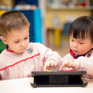 Éxito en la primera semana de clase de Educación Infantil