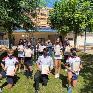 El Colegio El Valle de Alicante consigue otro 100% de aprobados